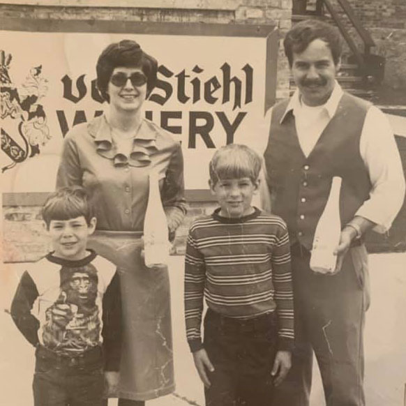 The von Steihl family