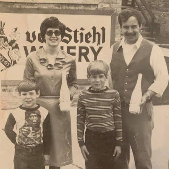 The von Steihl family