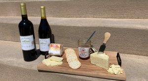 Red Wines and Cheese Pairing
